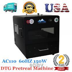 110V Spray Pretreatment Machine DTG Pretreat Machine Direct to Garment Printer
