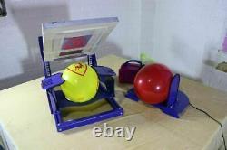 1 Color Screen Printing Machine for Ballon Silk Screening Printer Equipment