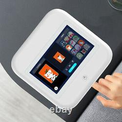 2020 Newest Nails Printer 3D Digital 7 Inch Touch Screen Nail Art White Machine