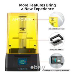 2021 ANYCUBIC Photon Mono High Speed LCD Resin 3D Printer 2K Screen 13080165mm