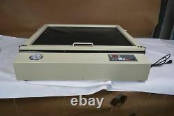 20x24 Screen Printing Vacuum Exposure Unit Plate Burnning Machine
