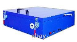 21 x 25 Screen Printing LED Exposure Unit Silk Screen Plate Burning Machine