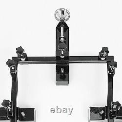 24 x 24 Manual, Silk Screen Printing Stretcher, Screen Stretching Machine