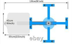 4 Color Screen Printing Machine Micro-registration Silk Screen shirt Press Print