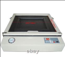50cmx60cm (20x24) Precise Vacuum UV Exposure Unit Screen Printing Machine b
