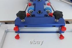 6 Color 6 Station Screen Printing Machine Adjust Press Printer 360 Degree Rotate