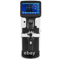 7'' Big Touch Screen Optical Digital Auto Lensmeter Lensometer PD UV+Printer USA