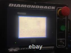 9color 10station M&R Diamondback Auto Screen Printer