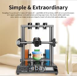 A20T 3D Printer 3-in-1 Mix Color 12864 Screen Support 3D Touch Wifi Auto-level