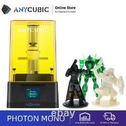 ANYCUBIC Photon Mono 3D Printer LCD High Print Speed UV Resin 2.8'' TFT Screen