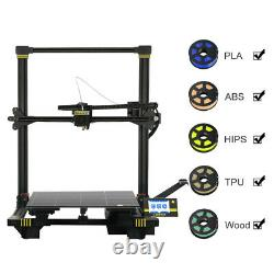 Anycubic FDM 3D Printer New Chiron 400x400x450mm Hotbed 3.5TFT Screen 500g PLA