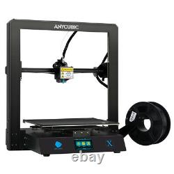 Anycubic Full Metal Mega X 3D Printer with Ultrabase Heatbed 3.5 Touch Screen