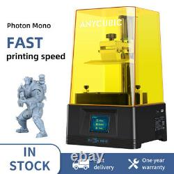 Anycubic LCD Resin 3D Printer Photon Mono 2K Screen Fast Print Size 13080165mm