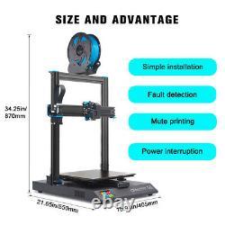 Artillery Sidewinder X1 3D Printer The Latest 4th Version Reset Key TFT Screen