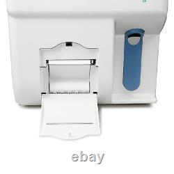 Auto hematology analyzer Blood analyzer color touch screen+printer WBC RBC PLT