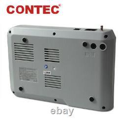 CE Touch Screen Digital 6-Channel 12-lead ECG/EKG Machine Electrocardiograph+USB