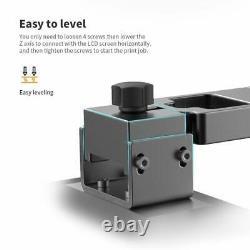 Creality LD002R UV Photocuring LCD 3D Printer 2K Color Screen 119X65X160mm
