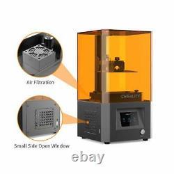 Creality LD-002R UV LCD 3D Printer Air Filter 2K Color Screen 119X65X160mm
