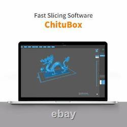 Creality LD-002R UV LCD 3D Printer Air Filtration System 2K Screen 119X65X160mm