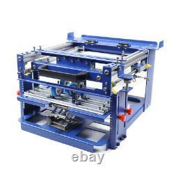Curved Screen Printer Kit Mug Heat Press Transfer Machine Sublimation for 80mm