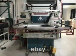 Daytona Silk Screen Machine in great condition