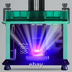 Elegoo Mars LCD 3D Printer UV Photocuring 3.5'' Smart Touch Color Screen USB HD