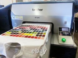 Embroidery Machine and Garment Printer TURN KEY BUSINESS