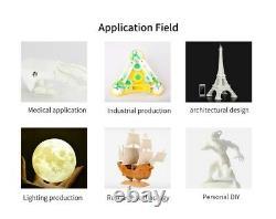 Flsun QQ-S-PRO Quality Delta 3D Printer 255360mm Touch screen & Auto-leveling