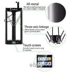 Flsun-QQ-S-PRO high precision 3d printer+Touch screen+Wifi Support+Titan Extrude