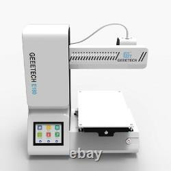 Geeetech Assembled 3D Printer E180 Touch Screen 130130130mm