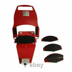 Hat Champ Screen Printing Printer interchangeable Platen Manual For all type Cap