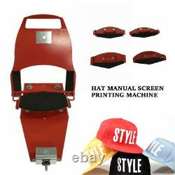 Hat Champ with Standard Platen Screen Printing Pallet for Garment Printer 2020