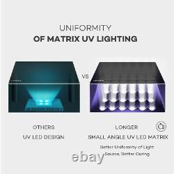Longer UV Resin 3D Printer Orange 30 2K LCD with 2.8 Touch Screen 120x68x170mm