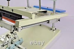 Manual Cylinder Screen Printing Machine Bottle/ Cup Printer Customize Gift