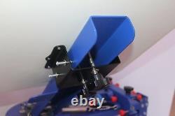 Micro-adjust 4 Color 2 Station Screen Printing Machine Silk Screen Press Printer