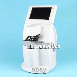 New arrival auto lensmeter Optical Lensmeter Touch color screen No UV&Printer