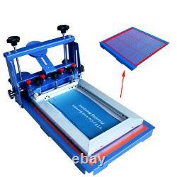 Precision Micro-registration Screen Printer PCB Screen Printing Press Machine