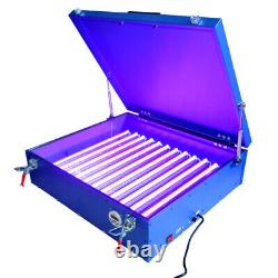 Screen Printing Exposure Unit 25 x 28 Plate Developing Machine UV Light Box