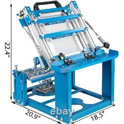 Screen Printing Machine Manual Cylinder Screen Printing Machine 200100mm