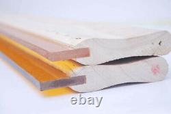 Screen Printing Machine & Materials Kit 4 Color Press Silk Screen Supply DIY Ink