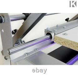 Screen Printing Machine with Exposure UV T-shirt Printer Kit Silkscreen