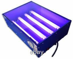 Screen Printing Pad Printing UV Exposure Unit 110V Plate Drying Curing Machine