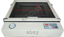 Screen Printing Vacuum Exposure Unit 24''X28'' Hot Stamping Pad Press Machine