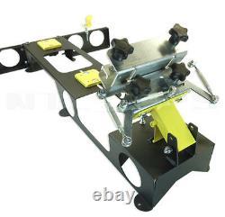 Silk Skates© Premium Skateboard Screen Printing Press skateboarding machine diy