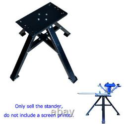 Stand Table for 4Color 1Station Screen Printing Press T-Shirt Printing Machine