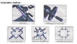 USA 24 x 24 Manual Silk Screen Printing Stretcher Screen Stretching Machine