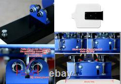 US-6 Color 6 Station Silk Screen Printing Machine Printer Press Equipment