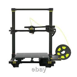US ANYCUBIC 3D Printer Metal Chiron Dual Z-Axis UI TFT Screen 400400450mm PLA