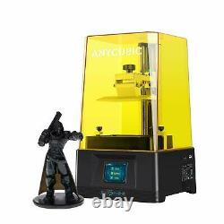 US ANYCUBIC LCD Resin 3D Printer Photon Mono Upgraded UV Module 405nm 2K Screen