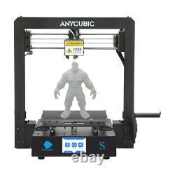 US Anycubic i3 Mega S 3D Printer Resume Print 3.5 TFT Screen + 10m PLA Filament